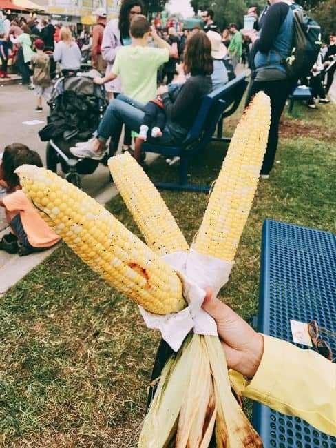Corn Roast at MN State Fair
