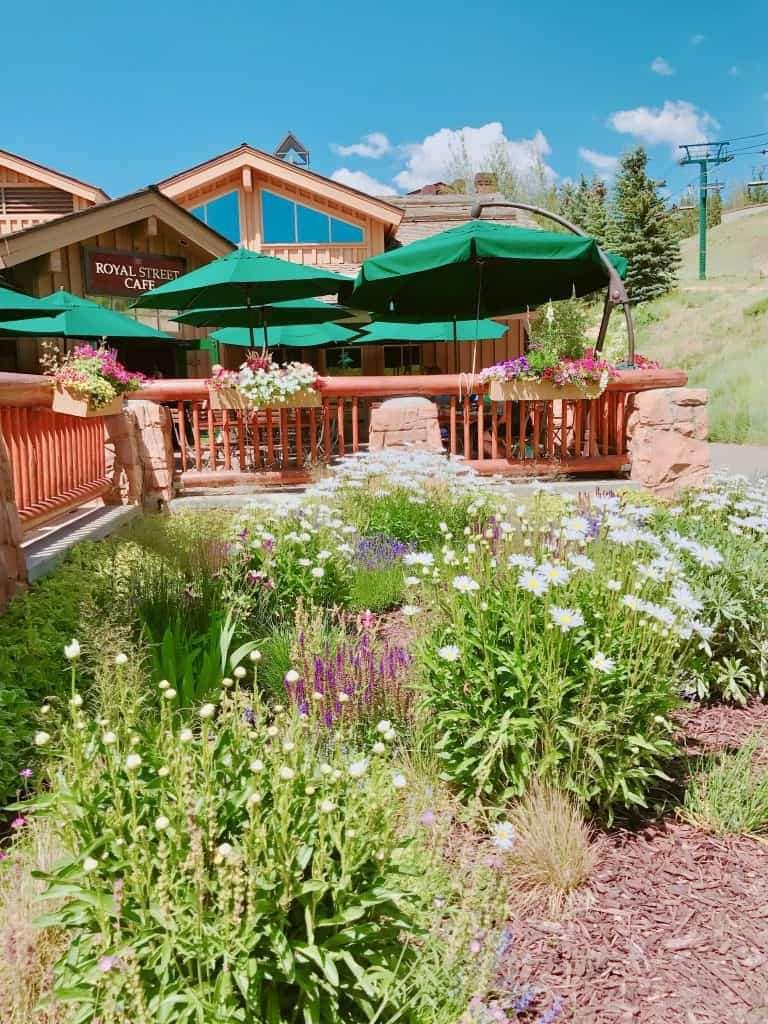 Royal Street Cafe - Deer Valley, Park City, Utah