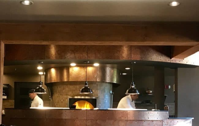 The Brass Tag Open Kitchen