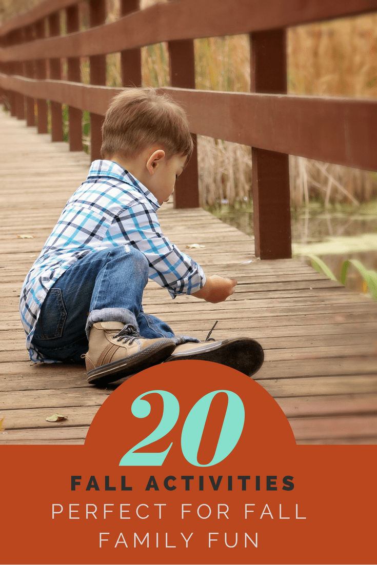 20 Activities perfect for fall family fun