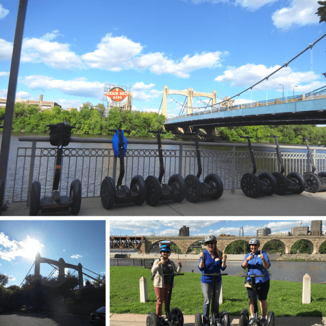 Segway Tour Minneapolis