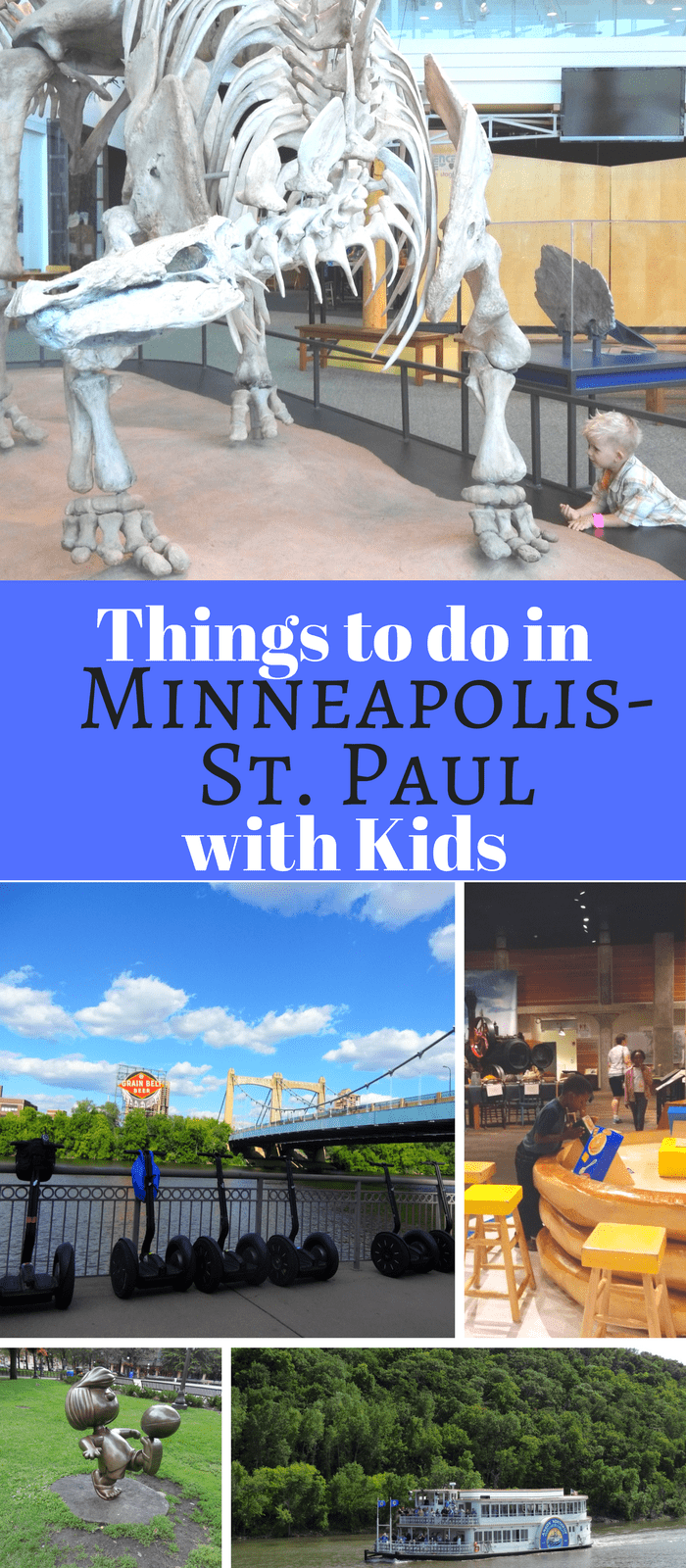 How to Spend Your Time in Minneapolis & St. Paul