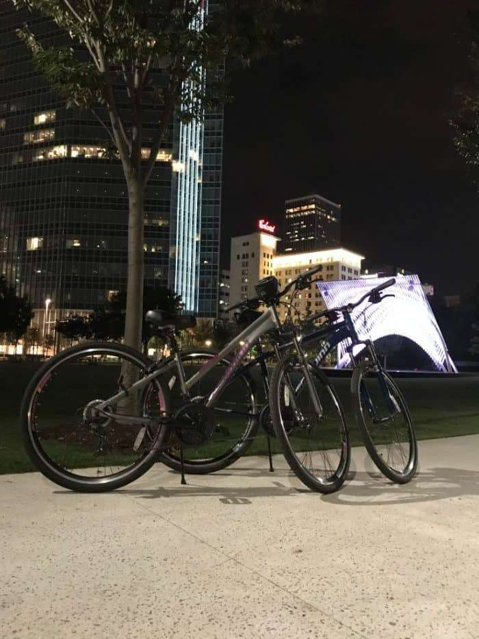 Cycling in Oklahoma City