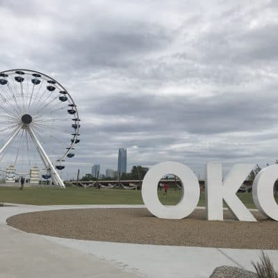 The Best Outdoor Things to Do in Oklahoma City this Fall