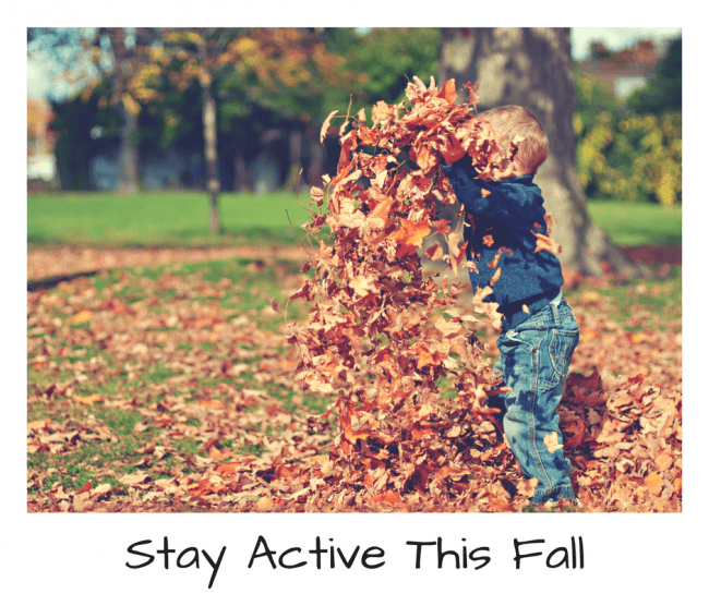 Stay Active This Fall