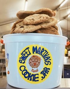 Sweet Martha's Cookies
