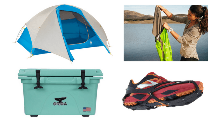 Camping and Outdoor Gifts Ideas for families