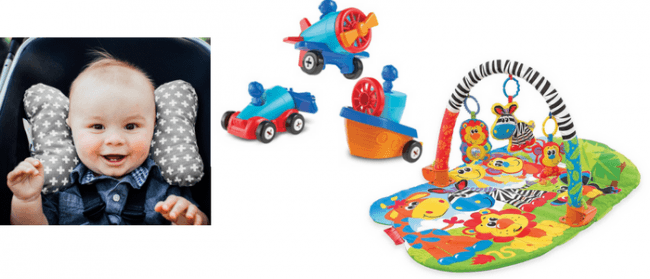 Infant toys - Kids Gift Guide - Gift Ideas featuring infant toys, games, outdoor toys, scooters, and high-tech gadgets