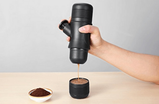 Portable Espresso Machine - All Things Foodie Gift Guide