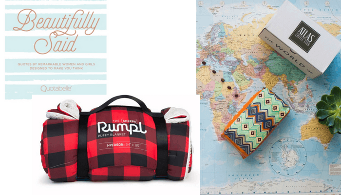 Gift Ideas for the Woman who Loves Being Outdoors and Traveling