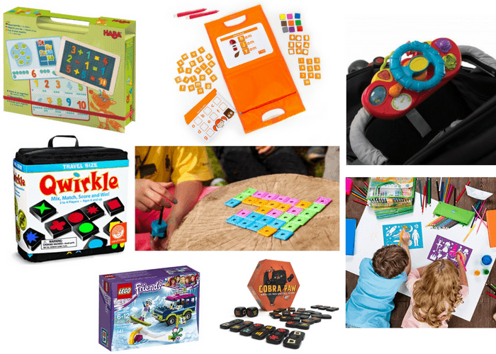 Gifts for the Traveling Family Who Have Everything - Games ad Gift Ideas