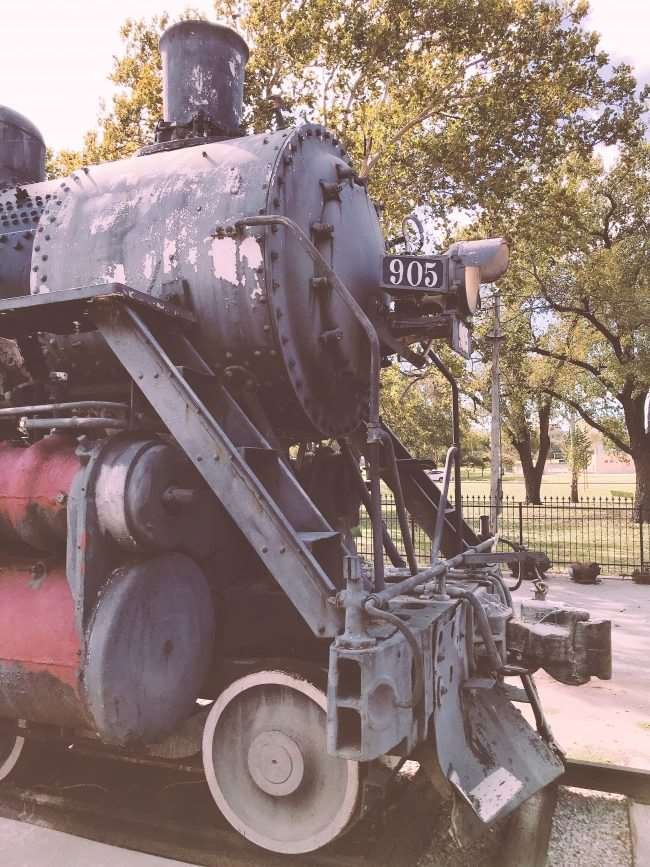 For your Weekend Getaway in Oklahoma for Families (South-Central Oklahoma), visit the Rock Island 905 Railroad Depot, Museum, and Gift Shop