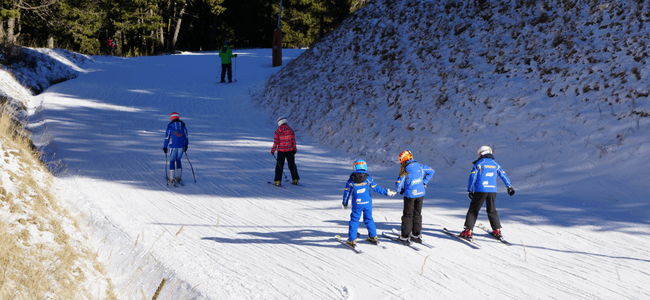 The Ultimate Family Guide to Outdoor & Camping Gifts - Skiing Season Pass