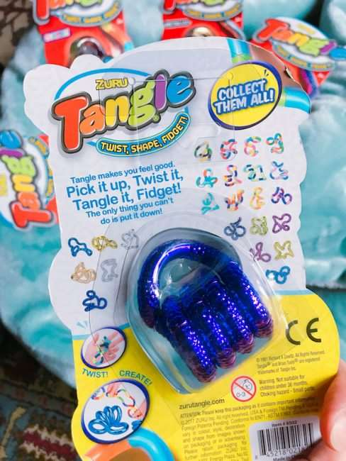 5 Ways to Use Tangle Toys - Fidget Toys are more than just spinners. This is the original and have a hundred different uses for creative play