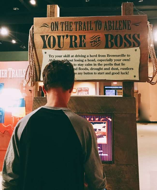 Rediscover American History and explore the Old West at the Chisholm Trail Heritage Center during your Weekend Getaway in Oklahoma for Families (South-Central Oklahoma)